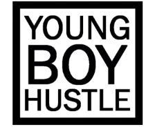 Young Boy Hustle Logo