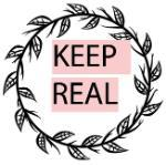 Keep Real logo