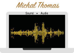 Michal Thomas Sound Audio logo
