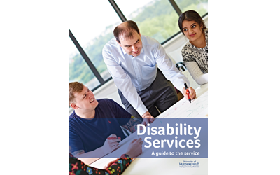 Disability Services A Guide to the Service
